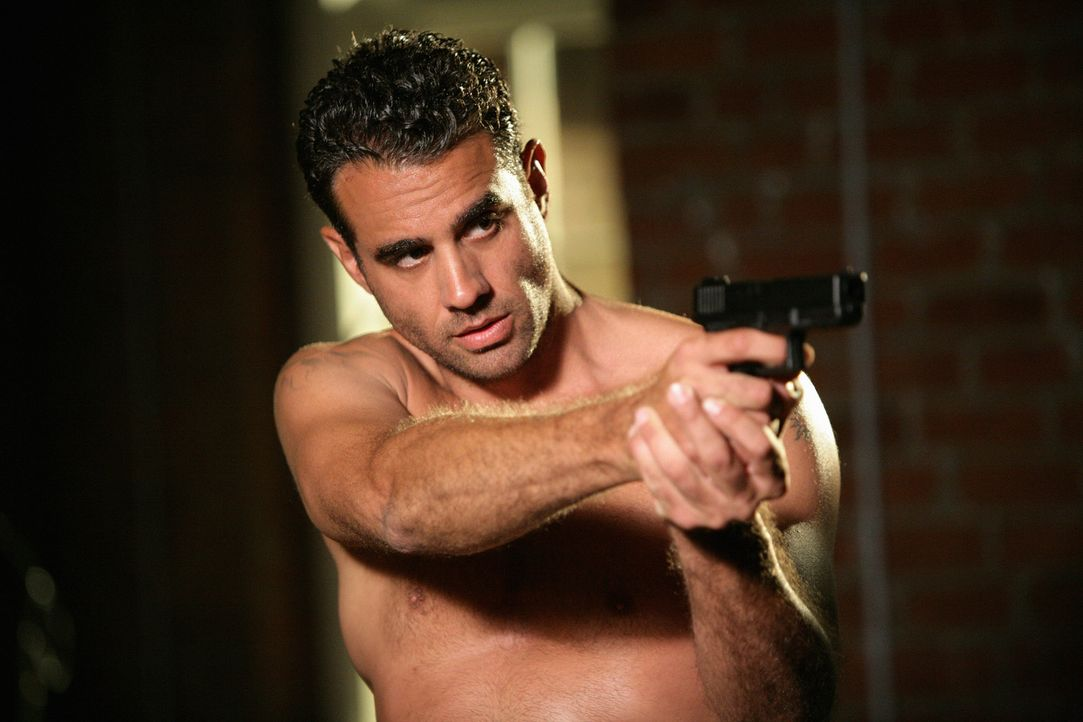 Mit ihm sollte man sich besser nicht anlegen: Eddie Saccardo (Bobby Cannavale) - Bildquelle: Warner Bros. Television