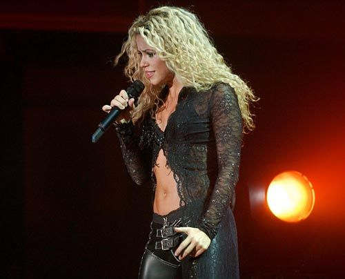 Galerie Shakira | Frühstücksfernsehen | Ratgeber & Magazine - Bildquelle: Boris Roessler dpa lhe