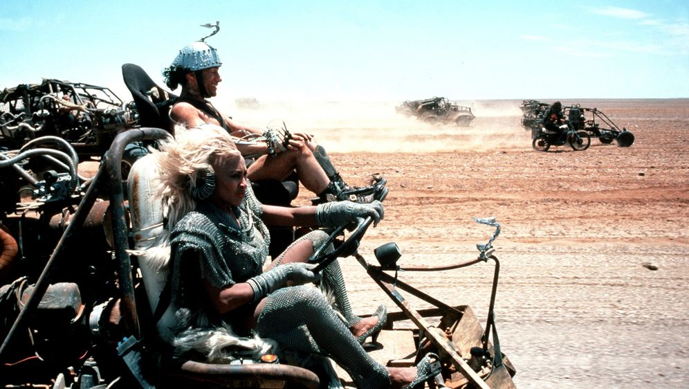 Mad Max - Jenseits der Donnerkuppel - Bildquelle: Warner Bros.