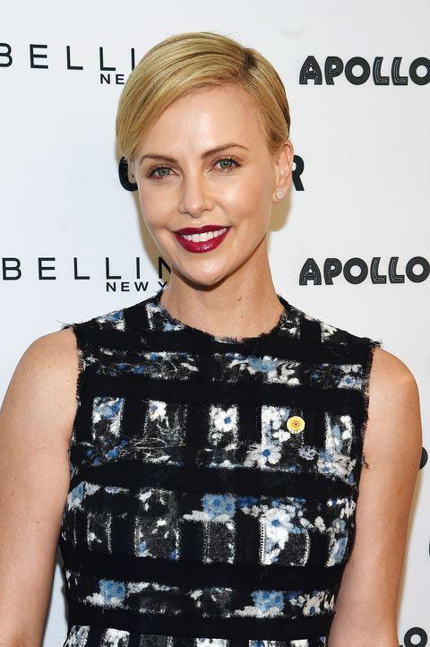 Charlize-Theron-150929-getty-AFP - Bildquelle: getty-AFP