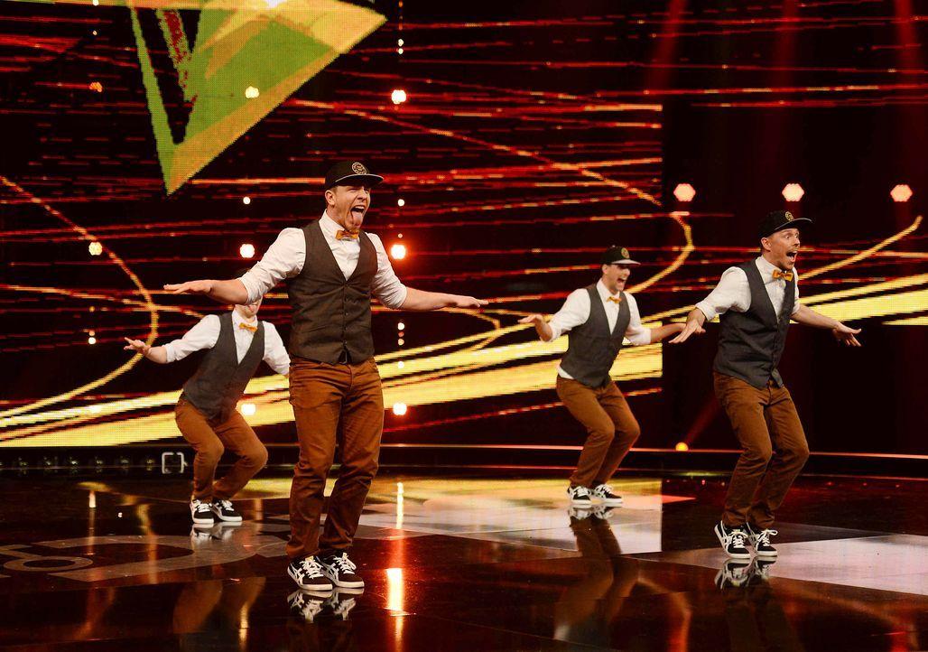 Got-To-Dance-Fothamockaz-02-SAT1-ProSieben-Willi-Weber - Bildquelle: SAT.1/ProSieben/Willi Weber