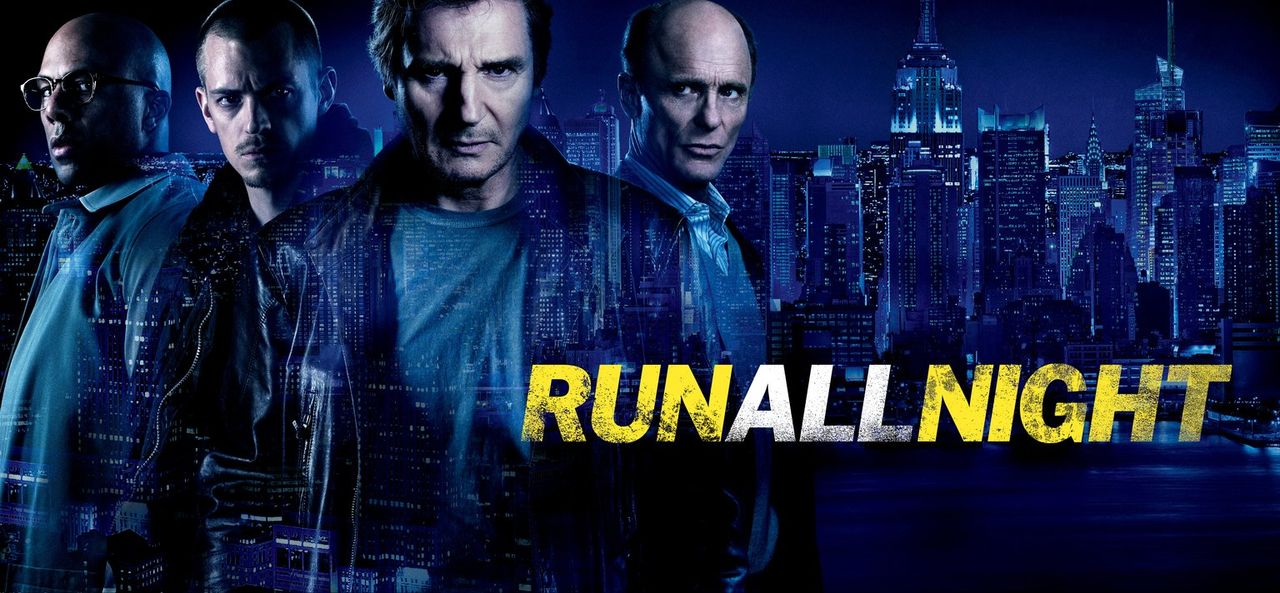 RUN ALL NIGHT - Artwork - Bildquelle: 2013 Warner Bros.