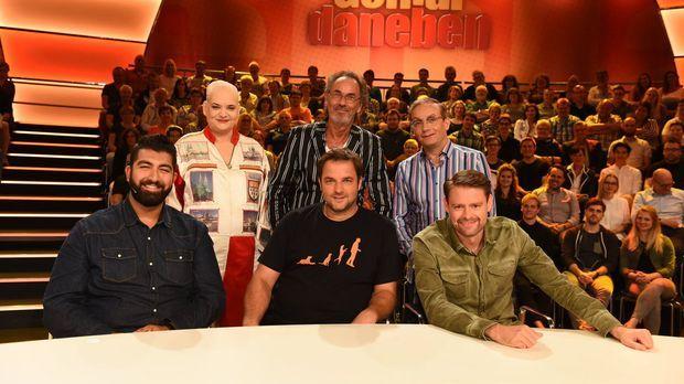 Genial Daneben - Die Comedy Arena - Genial Daneben - Die Comedy Arena - Hugo Egon Balder Lädt Ein: Die Comedy-arena Mit Den Besten Fragen!