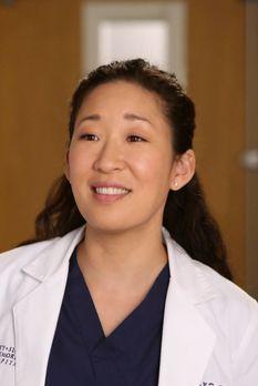Grey's Anatomy - Ist für den bedeutenden Harper Avery Award nominiert: Cristi...