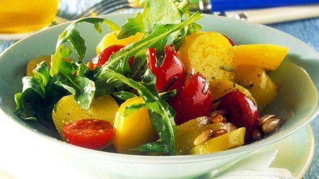 Schnell gezaubert: ein leckerer Kartoffelsalat
