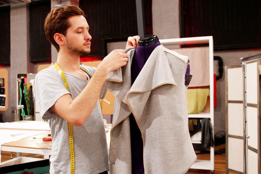 Fashion-Hero-Epi03-Atelier-85-Pro7-Richard-Huebner - Bildquelle: Richard Huebner