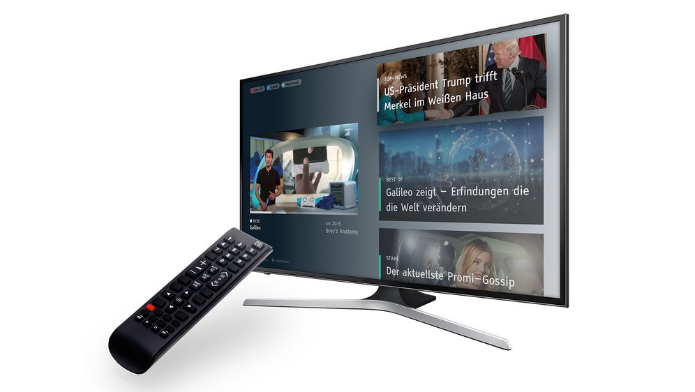 Red Button Faqs Hbbtv Auf Prosiebende