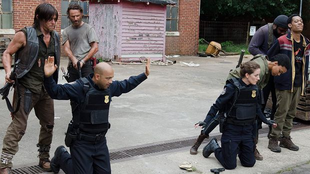 The Walking Dead Staffel 5 Im Tv