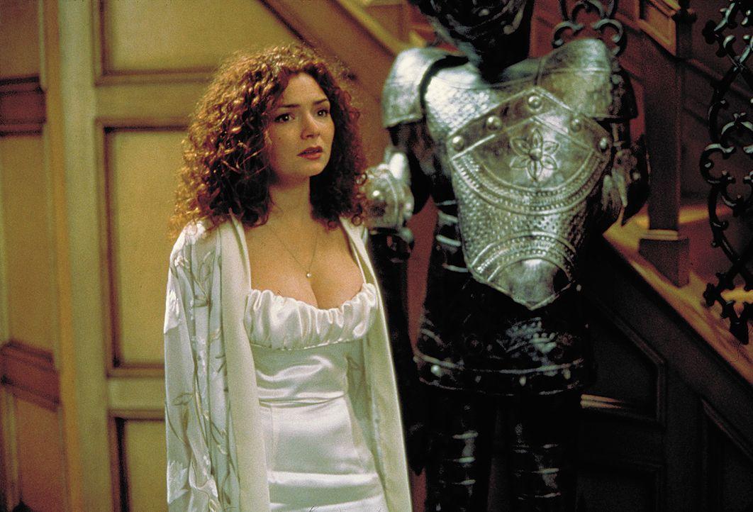 Macht immer wieder Ärger: Ivy Gallagher O'Reilly (Brigid Conley Walsh) ... - Bildquelle: 2004 Sony Pictures Television International. All Rights Reserved.