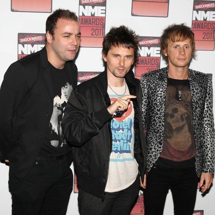 muse-beste-band-glastonbury-festival 1200 x 1200 - Bildquelle: World Entertainment News Network