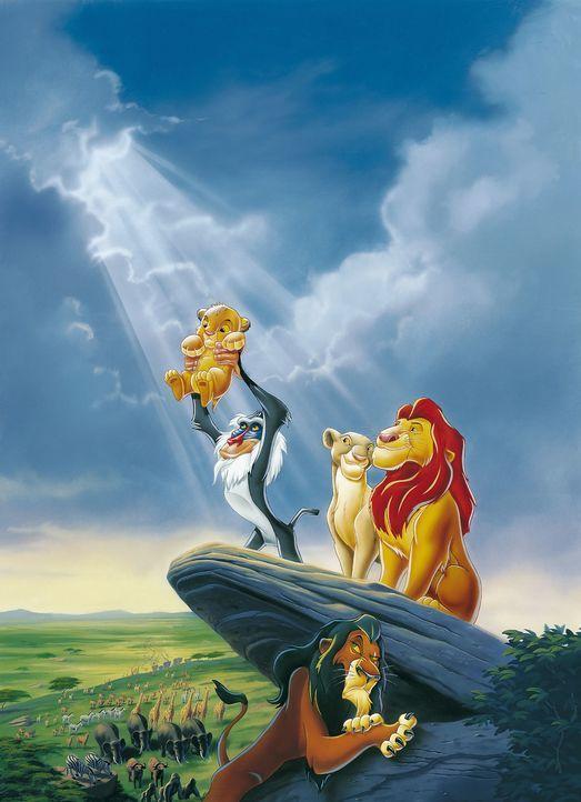 Der König der Löwen - Artwork - Bildquelle: Disney