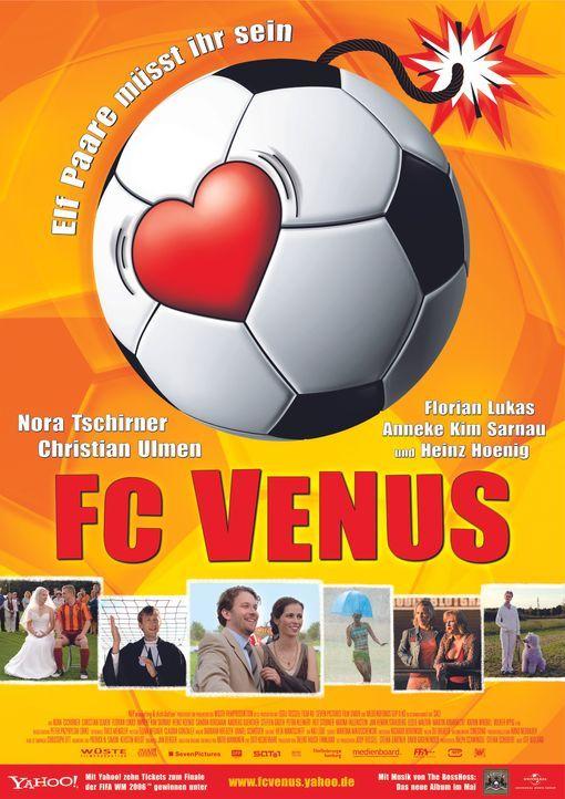 FC VENUS ... - Bildquelle: Wüste Filmproduktion