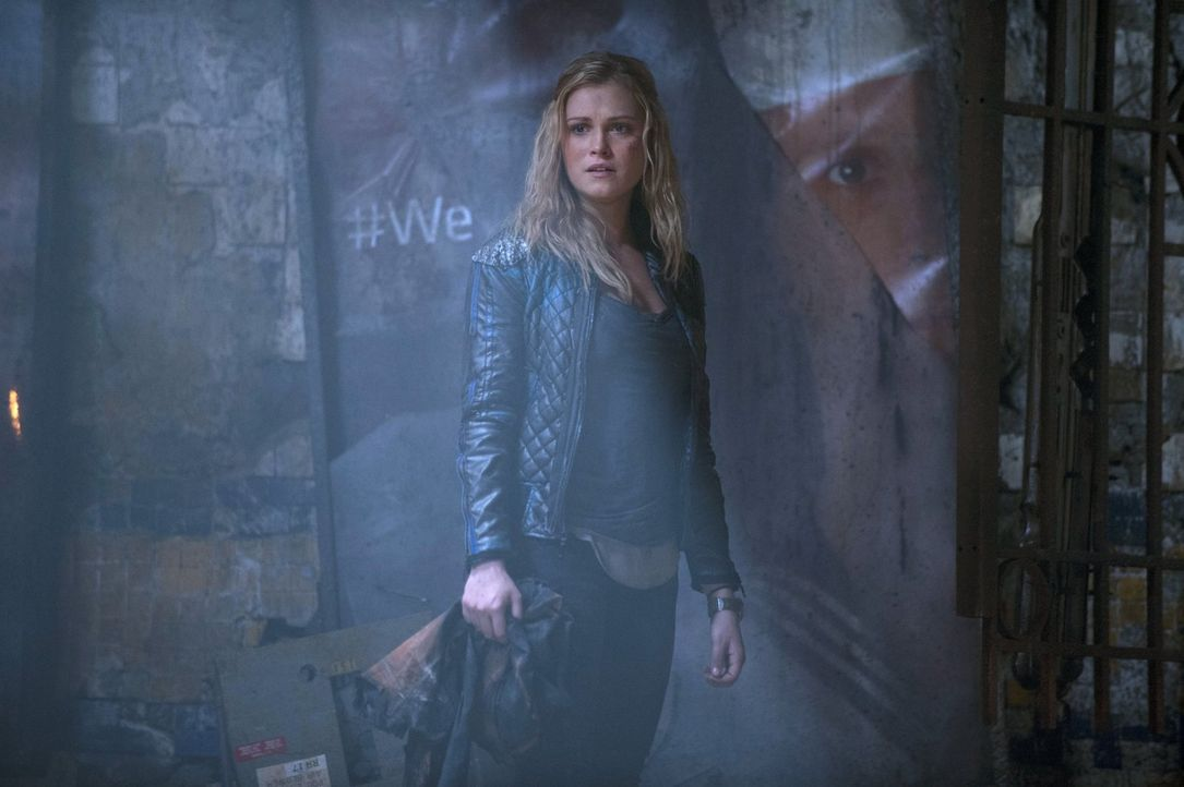 Auf Clarke (Eliza Taylor) lastet eine riesige Verantwortung. Kann sie dieser gerecht werden und die verbündeten Armeen gegen die Mountener in den Ka... - Bildquelle: 2014 Warner Brothers