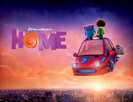 Home - Ein smektakulärer Trip - Plakatmotiv - Bildquelle: 2015 DreamWorks Ani...