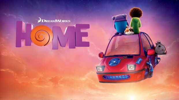 Home - Ein smektakulärer Trip - Plakatmotiv © 2015 DreamWorks Animation, L.L....