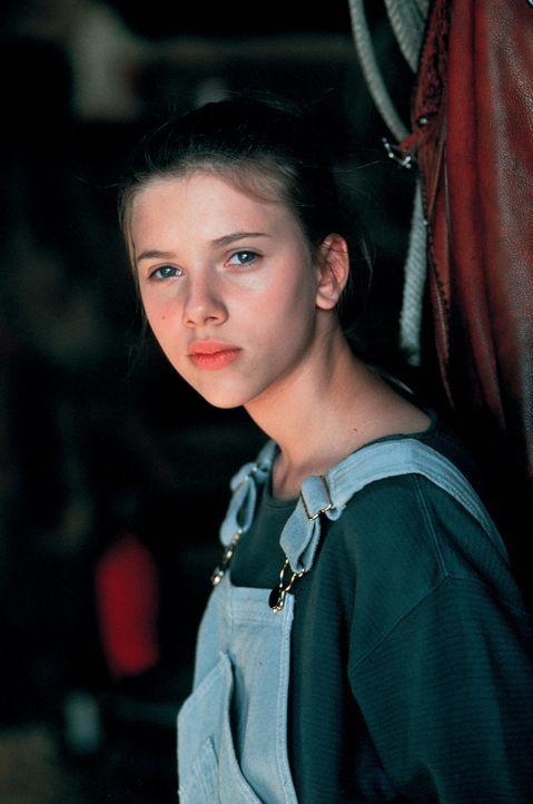 Der Pferdeflüsterer Tom Booker verändert nicht nur das Leben von Grace MacLean (Scarlett Johansson) ... - Bildquelle: Elliott Marks Touchstone Pictures