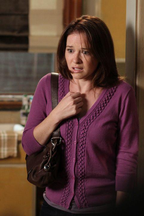 Hat sich in Alex verliebt: April (Sarah Drew) ... - Bildquelle: ABC Studios