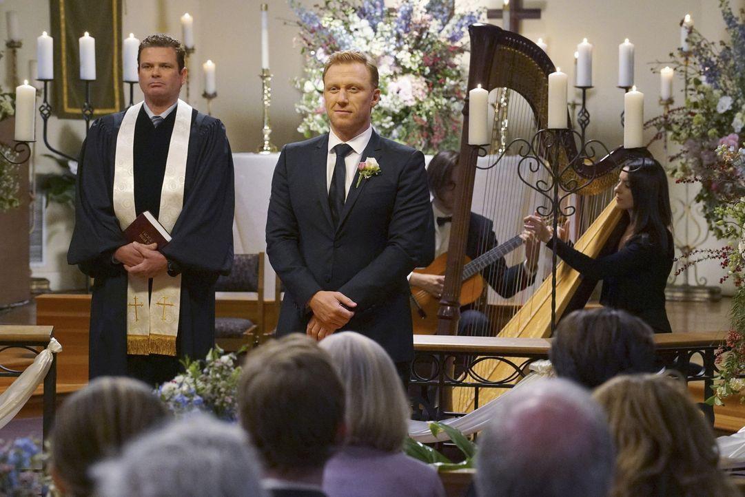 Wartet auf seine Braut: Owen (Kevin McKidd). Doch wird es wirklich der schönste Tag seines Lebens werden? - Bildquelle: Byron Cohen ABC Studios