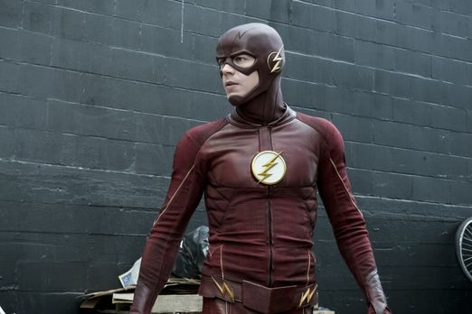 Eigentlich will Barry alias The Flash (Grant Gustin) nur die Identität von Sa...