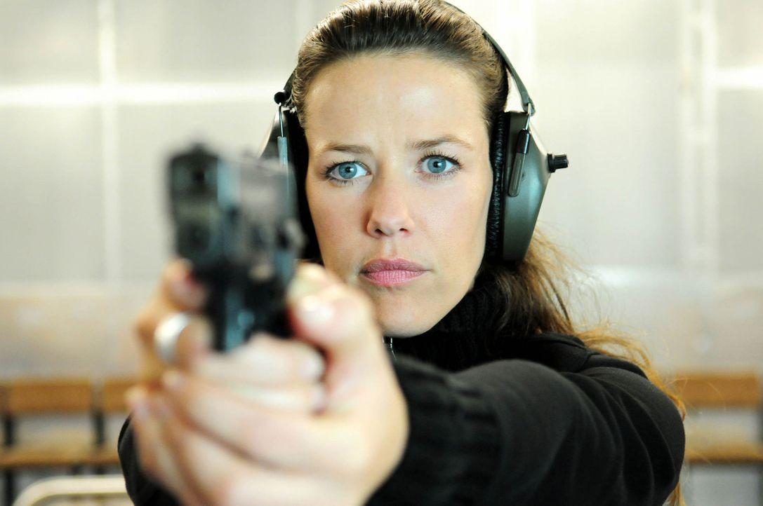 Als ein weiteres Opfer des Serienkillers bekannt wird, siegt Annas (Alexandra Neldel) Verantwortungsbewusstsein über ihre Angst: Sie entschließt s... - Bildquelle: Christiane Pausch ProSieben