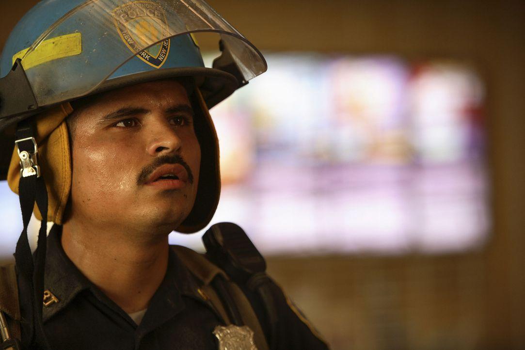 Wird zu seinem schlimmsten Einsatz seines Lebens gerufen: Will Jimeno (Michael Pena) ... - Bildquelle: TM &   Paramount Pictures. All Rights Reserved.