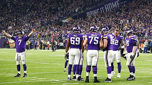 Minnesota Vikings  - Bildquelle: 2018 Getty Images