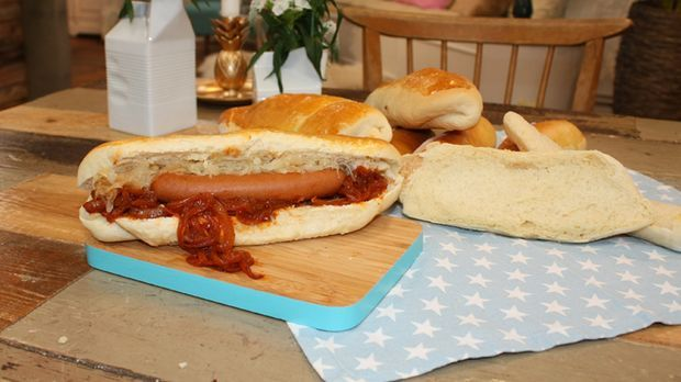 "New York Style Hot Dogs: Das Rezept aus ""Sweet & Easy - Enie backt&q..."