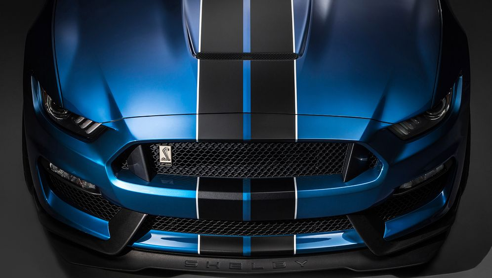Shelby GT 350R
