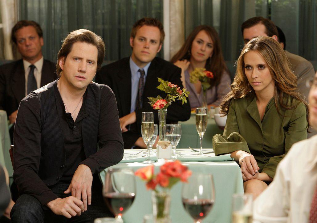 Können Melinda (Jennifer Love Hewitt, r.) und Eli (Jamie Kennedy, l.) dafür sorgen, dass der verstorbene Lukas endlich ins Licht gehen kann? - Bildquelle: ABC Studios
