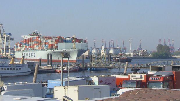 24 Stunden - Was den Hamburger Hafen zu einem der schönsten in Europa macht,...