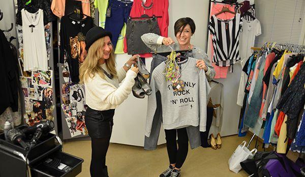 Was anziehen - Bildquelle: kabeleins.de