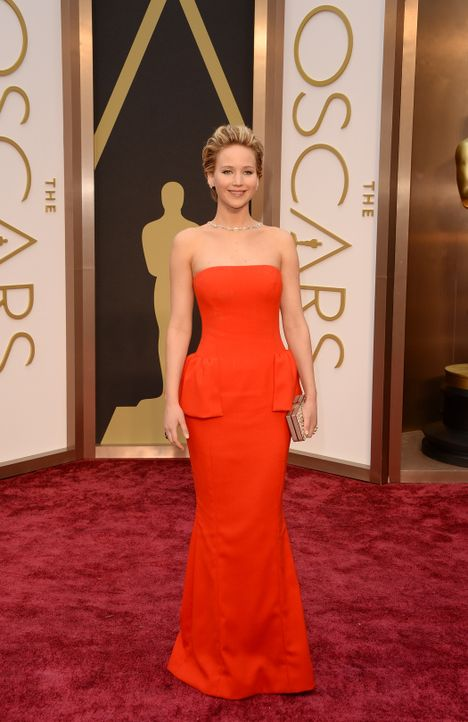 Jennifer Lawrence - Bildquelle: getty AFP