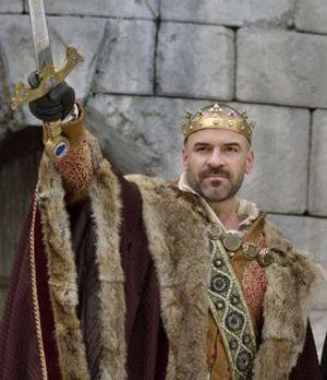 König Henry, der machtbesessene und zunehmend verrückte König