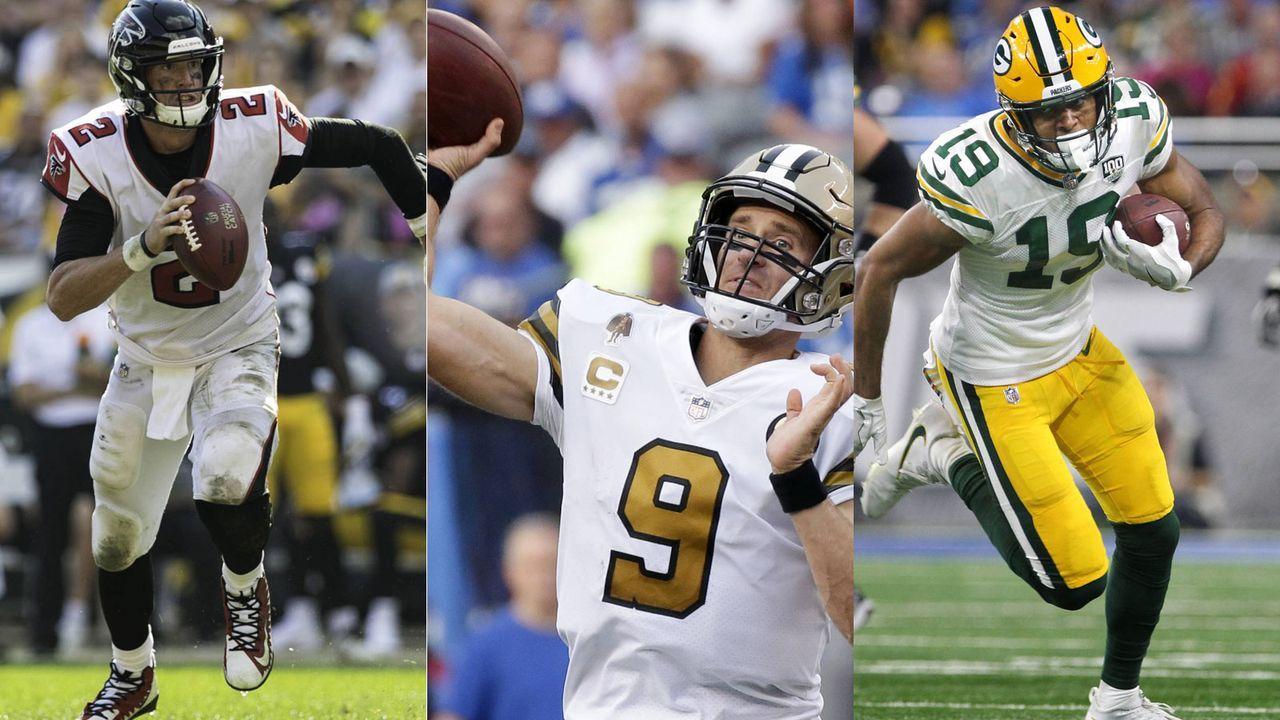 NFL 2018: Die Gewinner und Verlierer aus Week 5 - Bildquelle: Imago