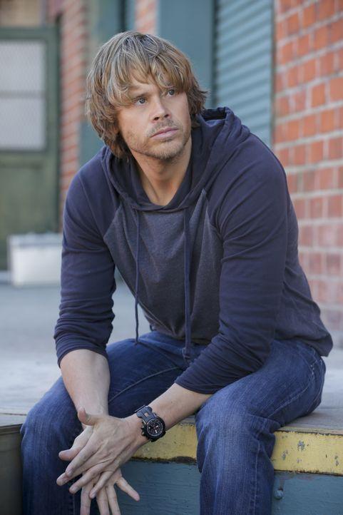 Gibt alles, um einen neuen Fall zu lösen: Deeks (Eric Christian Olsen) ... - Bildquelle: CBS Studios Inc. All Rights Reserved.