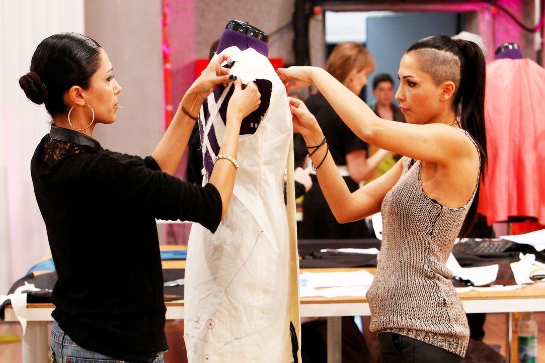 Fashion-Hero-Epi02-Atelier-65-Richard-Huebner-TEASER - Bildquelle: ProSieben / Richard Huebner