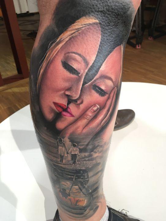 Pain & Fame Tattoos Folge 4 -6 - Bildquelle: RedSeven