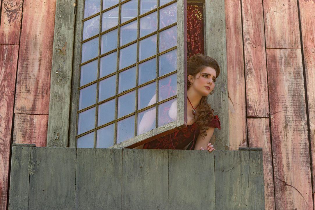 Mercy (Elise Eberle) macht einen erschreckenden Schritt, um ihre Macht zu festigen ... - Bildquelle: 2016-2017 Fox and its related entities.  All rights reserved.