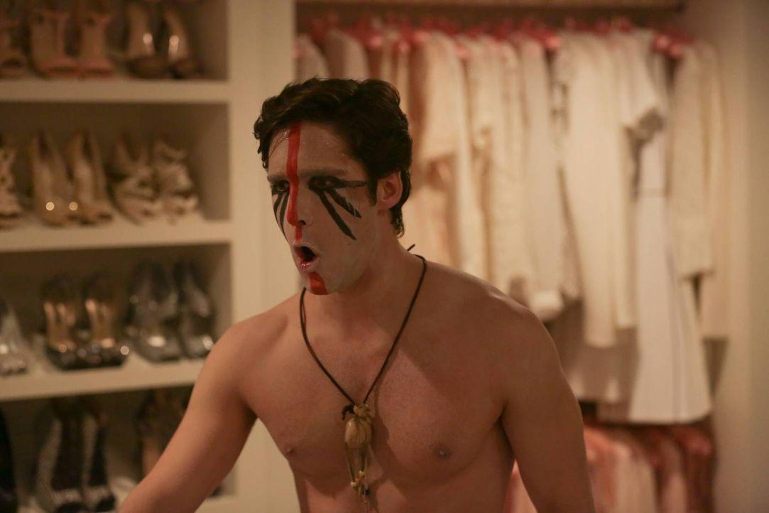 Pete (Diego Boneta) eröffnet Grace, was er über die roten Teufel weiß und was er mit ihnen zu tun hat, aber wird er ihr auch sagen können, wer der v... - Bildquelle: 2015 Fox and its related entities.  All rights reserved.