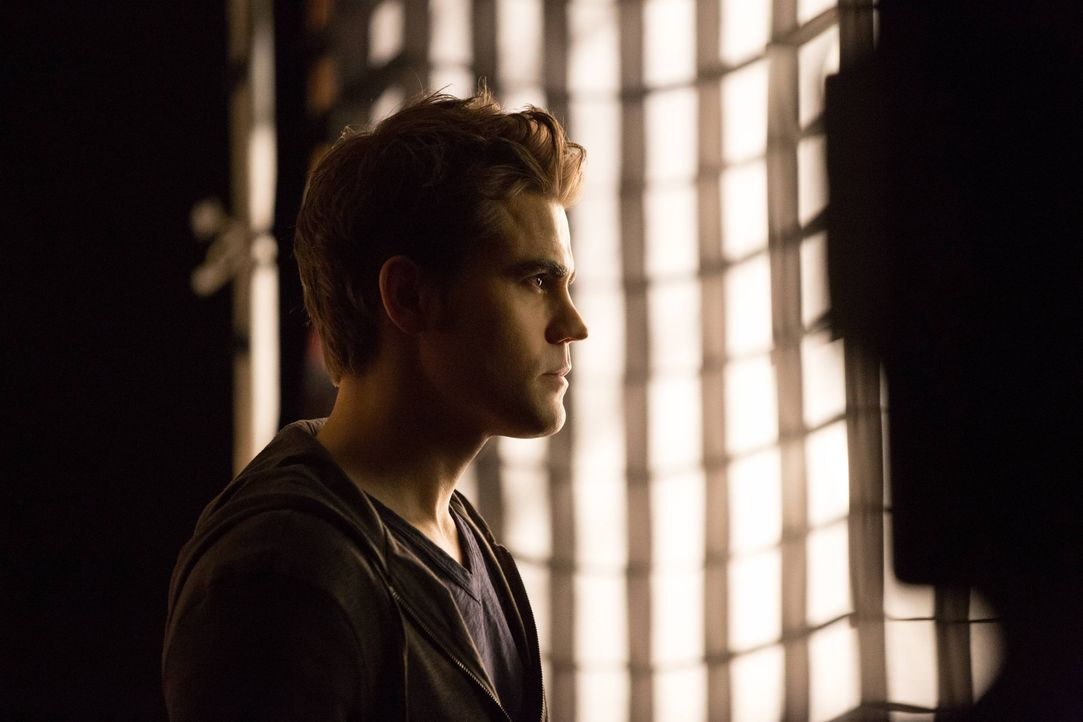 Vampire Diaries, Staffel 5: Behind the Scenes mit Paul Wesley - Bildquelle: Warner Bros. Entertainment Inc.
