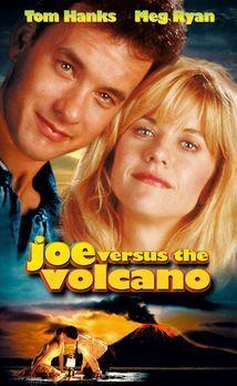 Joe gegen den Vulkan - Patricia (Meg Ryan, r.) erlebt zusammen mit dem vermei...