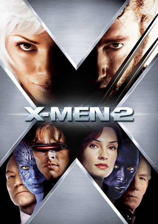 X-MEN 2 - Artwork - Bildquelle: 20th Century Fox International Television