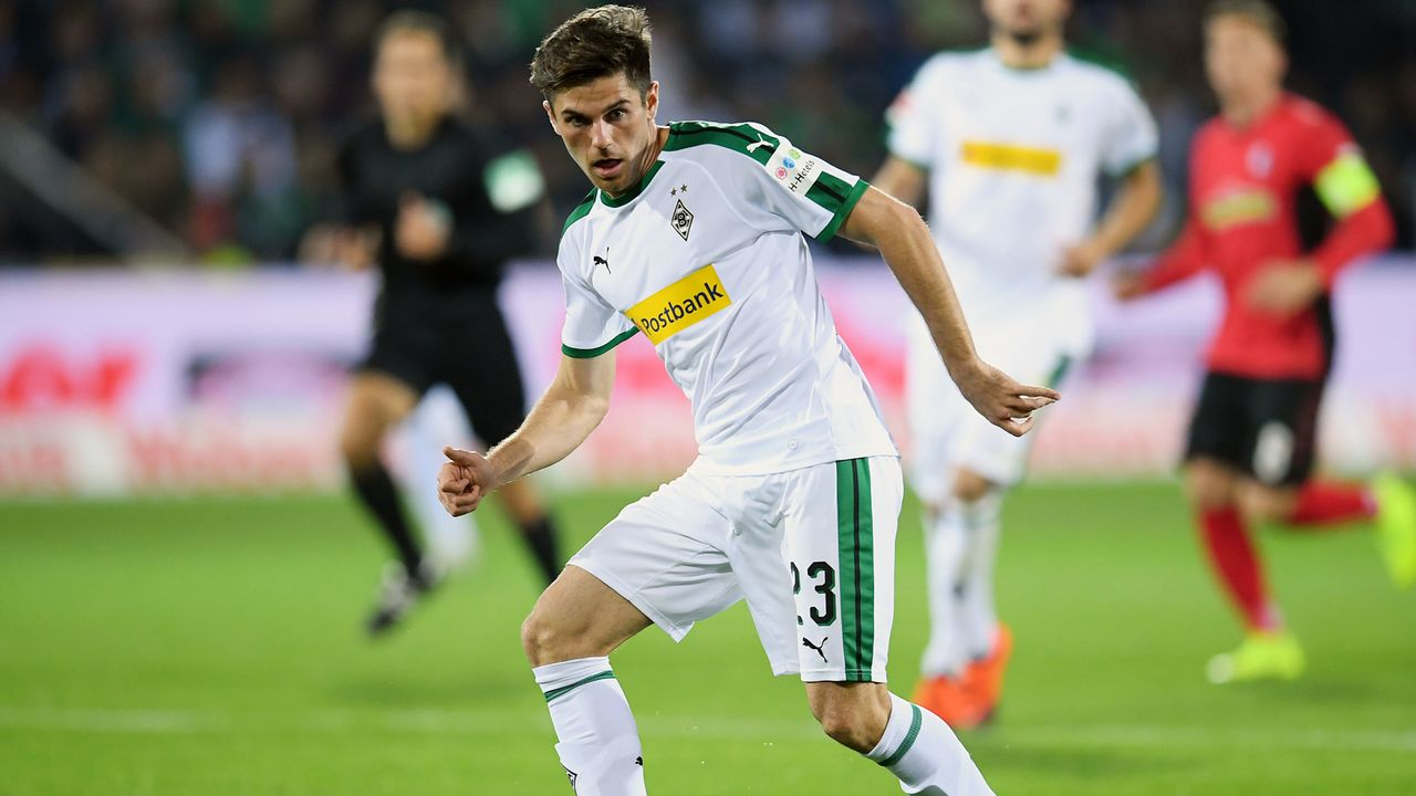 Jonas Hofmann (Borussia Mönchengladbach) - Bildquelle: 2018 Getty Images