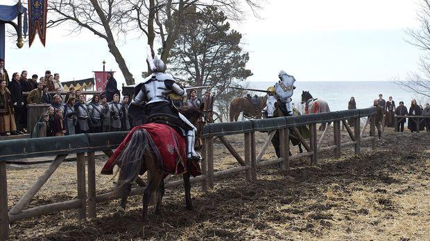 Nach dem langen Krieg gegen England veranstaltet Henry II. endlich wieder ein...