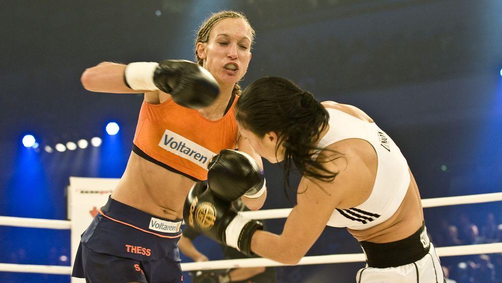 kickboxen vs boxen