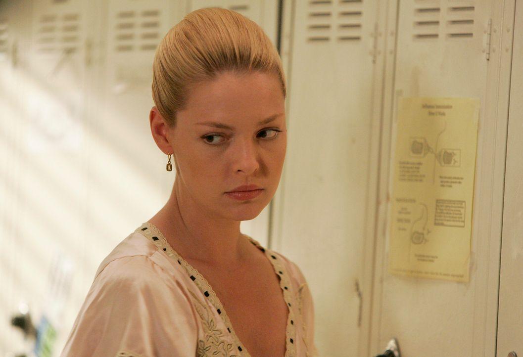 Stellt sich ihrer Vergangenheit: Izzie (Katherine Heigl) ... - Bildquelle: Touchstone Television