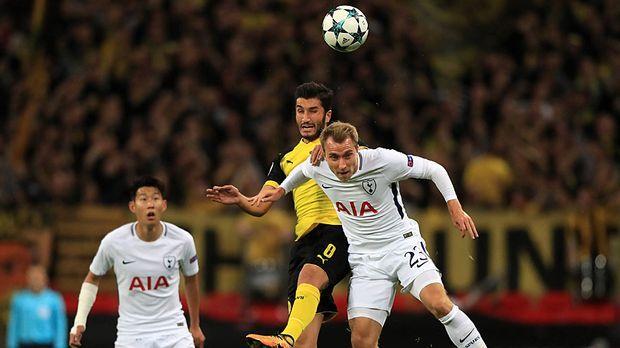 Tottenham Gegen Bvb: Tottenham Hotspur Gegen Borussia Dortmund Live