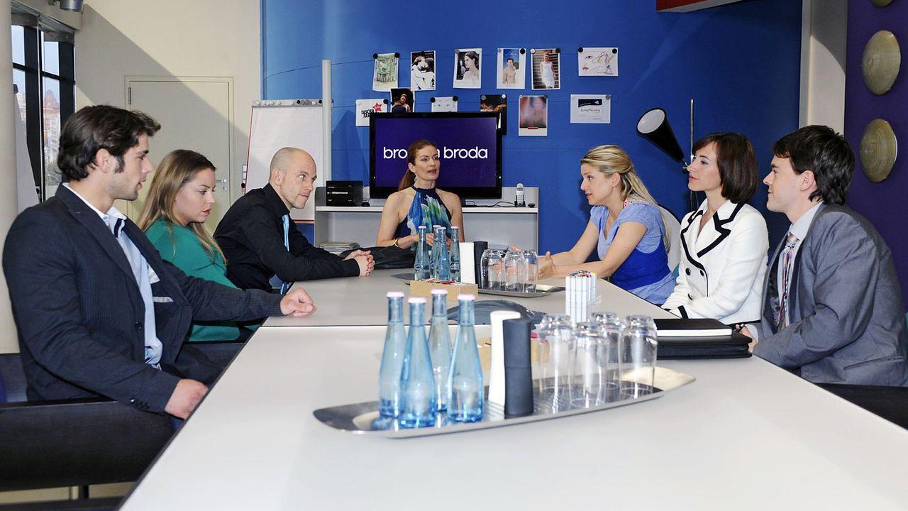 anna-und-die-liebe-Folge-208-03-SAT1-Oliver-Ziebe - Bildquelle: Sat.1/Oliver Ziebe