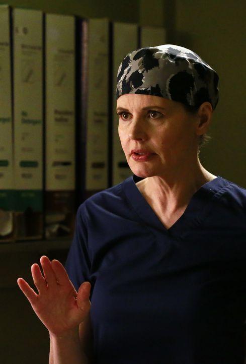 Möchte ihr Privatleben und den beruflichen Alltag streng trennen: Dr. Herman (Geena Davis) ... - Bildquelle: ABC Studios