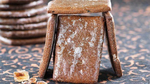 Lebkuchen sorgt für den leckeren Weihnachtsduft im Haus